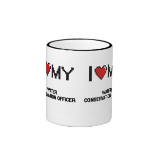 I love my Water Conservation Officer Ringer Mug