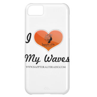 I Love My Waves iPhone Case iPhone 5C Cases