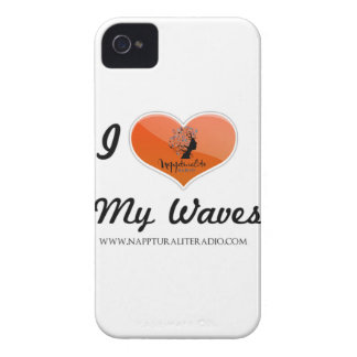 I Love My Waves iPhone Case iPhone 4 Cover