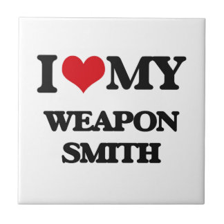 I love my Weapon Smith Tiles