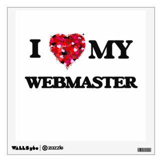 I love my Webmaster Wall Decor