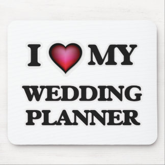 I love my Wedding Planner Mouse Pad