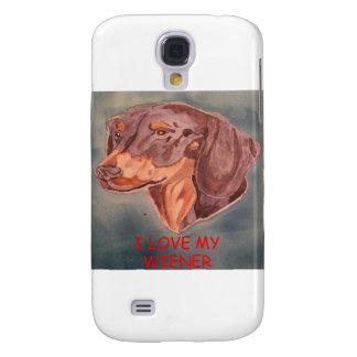I Love My Weiner Samsung S4 Case