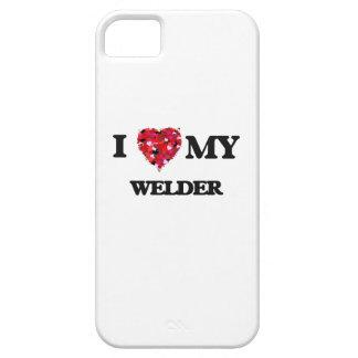 I love my Welder iPhone 5 Covers