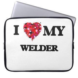 I love my Welder Laptop Computer Sleeve