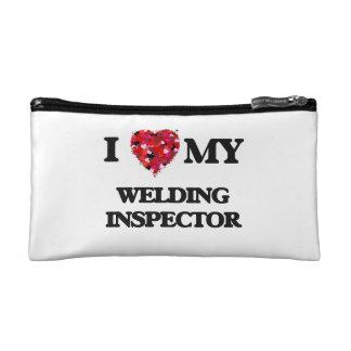I love my Welding Inspector Cosmetic Bag