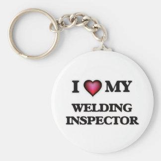 I love my Welding Inspector Keychain