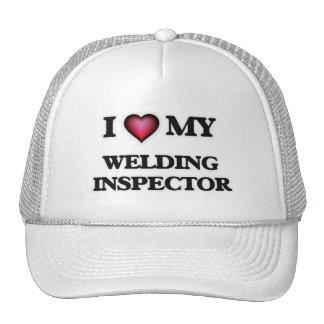 I love my Welding Inspector Trucker Hat