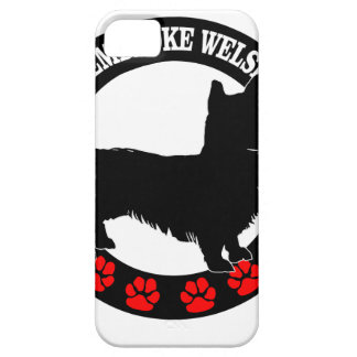 i love my welsh corgi iPhone SE/5/5s case