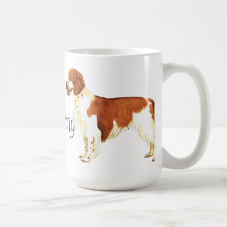 I Love my Welsh Springer Spaniel Coffee Mug