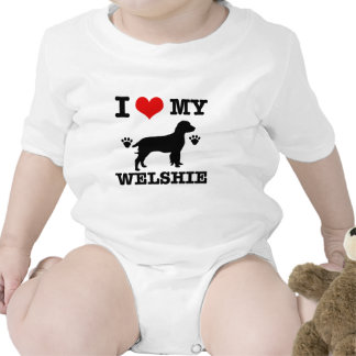 I love my Welshie Bodysuits