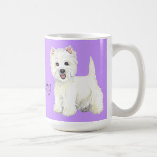 I Love my Westie Coffee Mug