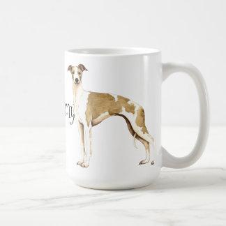 I Love my Whippet Coffee Mug