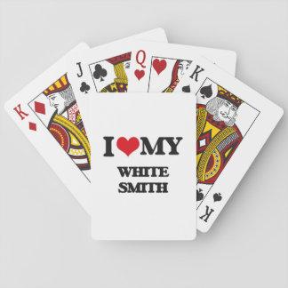 I love my White Smith Card Decks