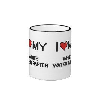 I love my White Water Rafter Ringer Mug