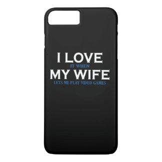 I love my wife iPhone 8 plus/7 plus case