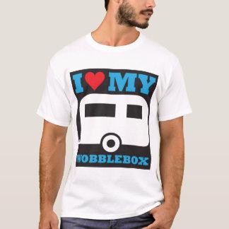 I Love My Wobble Box T-Shirt