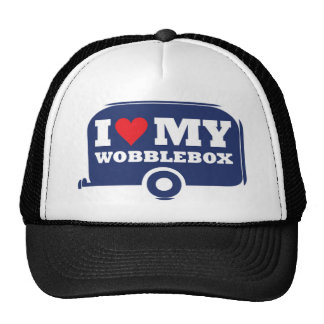 I Love My Wobblebox Cap