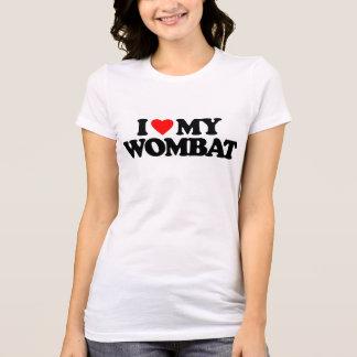 I LOVE MY WOMBAT T-Shirt