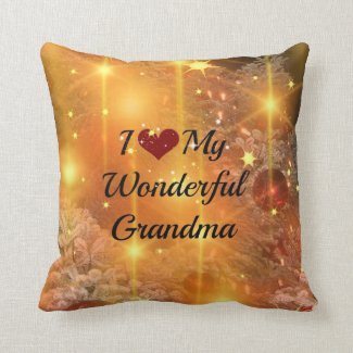 I Love My Wonderful Grandma, Christmas Sparkle