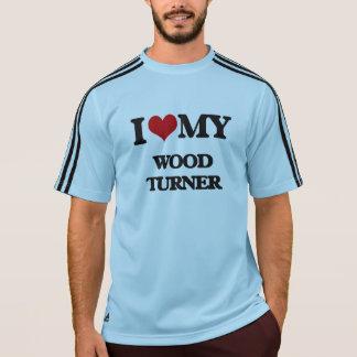 I love my Wood Turner Tshirts