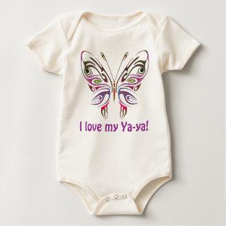 I Love My Ya-ya! Baby Creeper