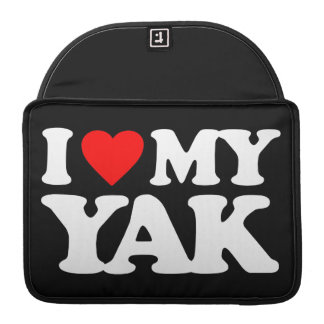 I LOVE MY YAK SLEEVES FOR MacBook PRO