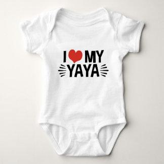 I Love My Yaya Infant Creeper