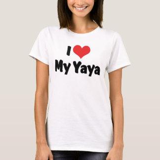 I Love My Yaya T-Shirt