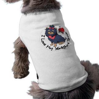 I-Love-My-Yorkshire-Terrier Shirt
