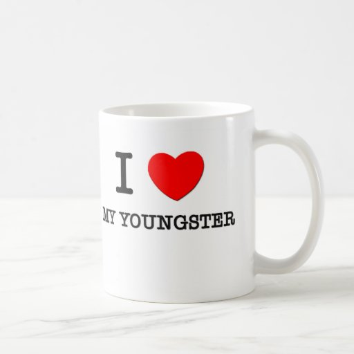 I Love My Youngster Mugs