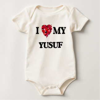I love my Yusuf Rompers