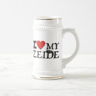 I love my Zeide Beer Stein