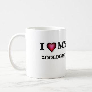 I love my Zoologist Coffee Mug