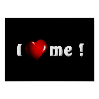 i-love-myself-417267_1920 CAUSES MOTIVATIONAL QUOT Poster