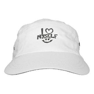 I love myself Smiley Headsweats Hat