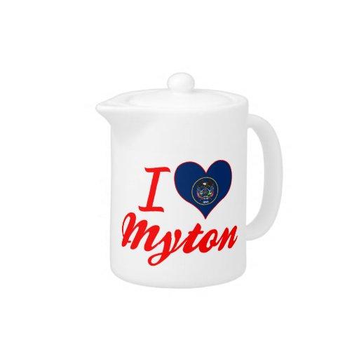 I Love Myton, Utah