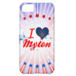I Love Myton, Utah Case For iPhone 5C