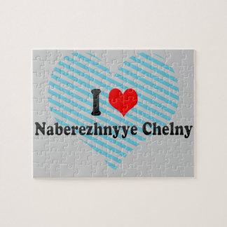I Love Naberezhnyye Chelny, Russia Jigsaw Puzzles