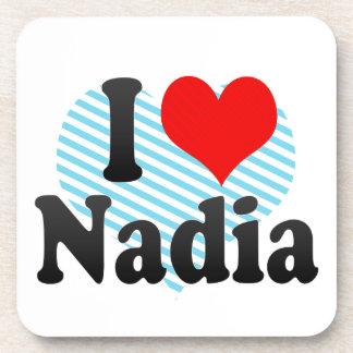 I love Nadia Coaster