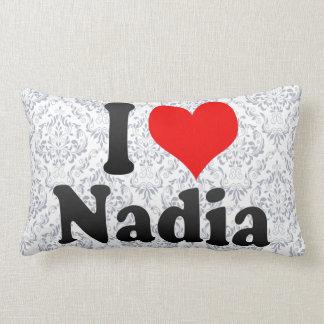 I love Nadia Lumbar Pillow