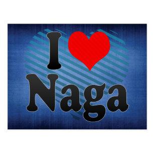 Naga city gifts on zazzle i love naga philippines postcard stopboris Image collections