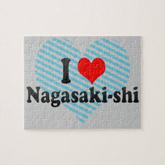 I Love Nagasaki-shi, Japan Puzzles