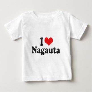 I Love Nagauta Tshirt