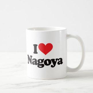 I Love Nagoya Classic White Coffee Mug