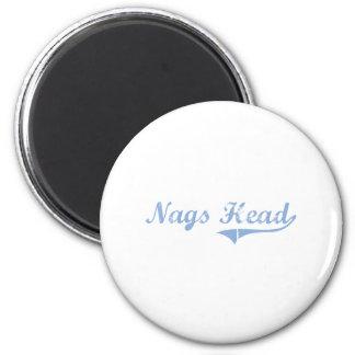 I Love Nags Head North Carolina Fridge Magnet