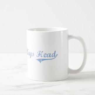 I Love Nags Head North Carolina Classic White Coffee Mug