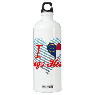 I Love Nags Head, North Carolina SIGG Traveler 1.0L Water Bottle