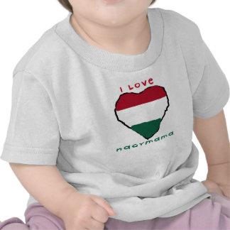 I Love Nagymama Infant T-Shirt