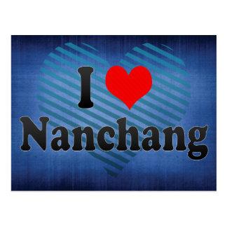 I Love Nanchang, China Postcard